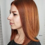 Copper hair trends